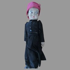 Vintage Cloth Lenci Type Doll