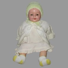 Vintage Composition Acme Baby Doll