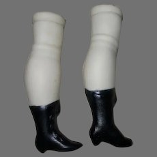 Vintage Bisque Legs For Your Doll