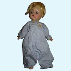 Vintage Ginny Doll In original clothes.