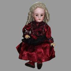 Antique CM Bergmann Simon Halbig Doll # 7