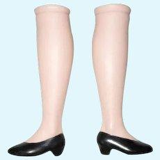 Vintage Bisque Doll Legs