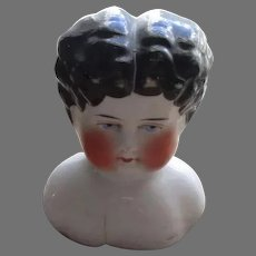 Antique China Head For Your Doll