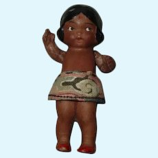 Bisque Germany Doll