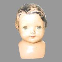 Vintage Effanbee Baby Dainty Doll Head