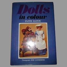 Dolls In Color By Faith Eaton