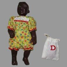 Vintage Daddy Doll.