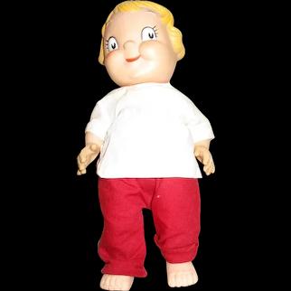 Vintage Campbell's Kid Doll