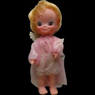 Vintage 1968 Kamar Angel Doll (Rare)