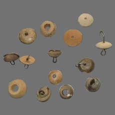 Wooden Head Knobs For Your Doll