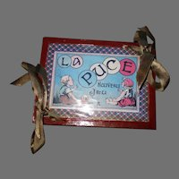 Vintage French Box For Your Doll