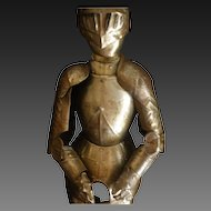 Antique Miniature Suit of armor