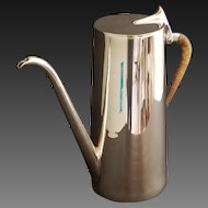 Carl Aubock Mid Century Modernist coffee pot