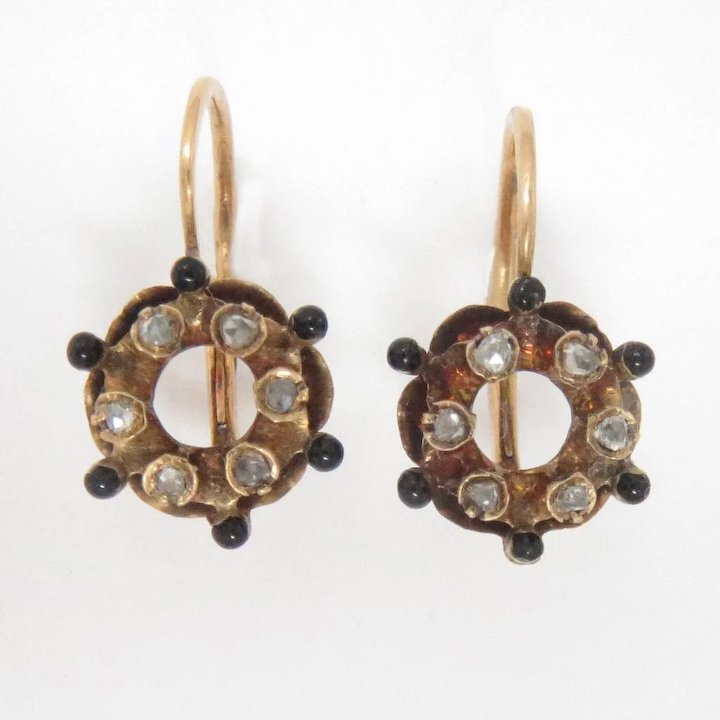 antique jewels from india parnicaa earrings big south