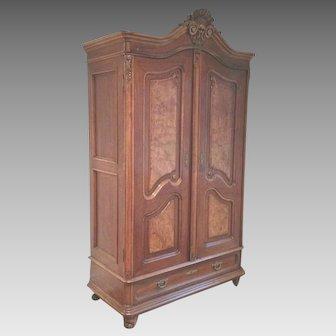 Antique 19th Century Armoire