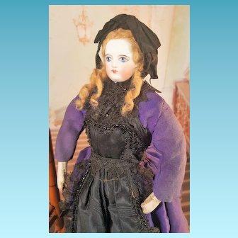 Early french all original fashion doll