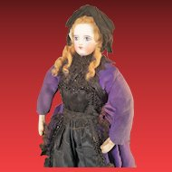Early french all original fashion doll
