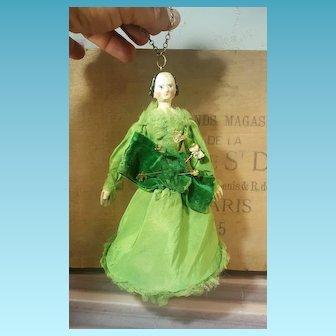 RAR sew ash grödnertal doll  all original