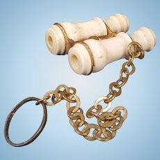 Nice french Binoculars with carrying ring