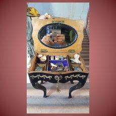 Rar beauty/sewn table
