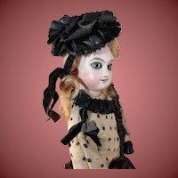 Tiny jumeau fashion doll 11 inches