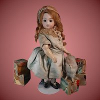 Sweet french doll (10 inches)