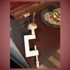 Early miniatur pincushion for dolls