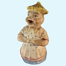 Naughty chinese in porcelan