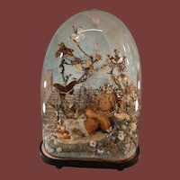 Rar great class dome french 1860