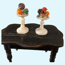 Rar miniature 2 fruit bowls