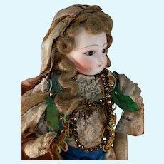 French oriental fashion doll