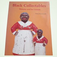 """Vintage """"Black Collectables"""" Identification and Price Guide Book"""