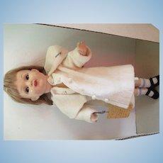 "Kammer/Reinhardt 18"" Flirty Eyes Celluloid Doll"