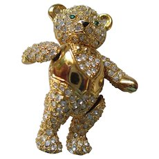 Joan Rivers Articulated Moveable Teddy Bear