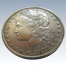Morgan 1878 Silver Dollar