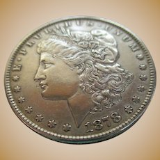 Morgan 1878 Silver Dollar