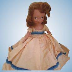 1940s Nancy Ann Storybook Doll