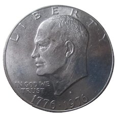 Bicentennial Design (1976) Designer - Engraver: Dennis R Williams Dollar Coin