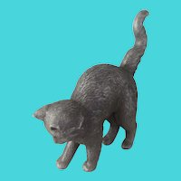 Pewter Figural  Mint Cat Collection
