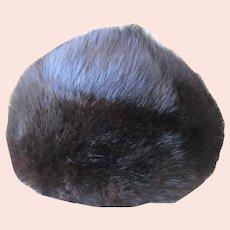 Mink Farmed Russia Fur Hat