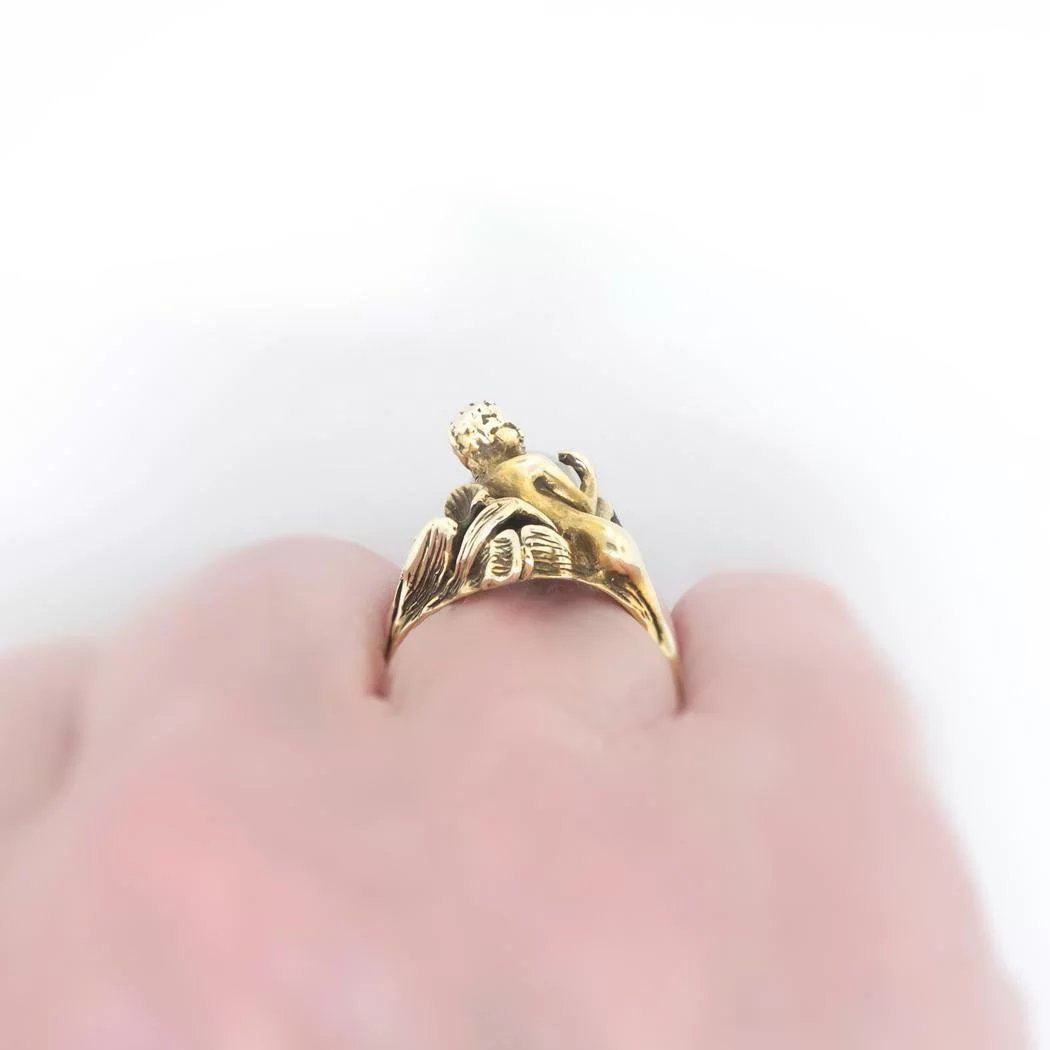 ring alternative prince media jewelry proposal engagement statement frog rings fairy animal fairytale