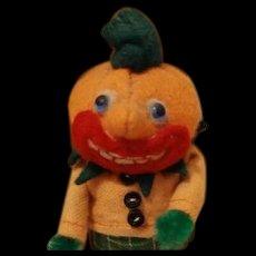 Wonderful Jody Battaglia Pumpkin Head Man Doll