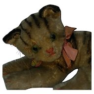 Sweetest Vintage Steiff Fiffy Cat with ID