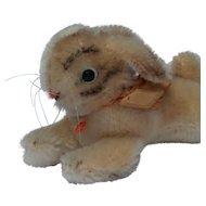 Vintage Steiff Teeny Tiny Mohair Bunny Rabbit
