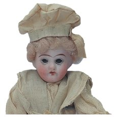 Early All Original German Mignonette Doll