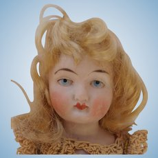 Lovely Little German All Bisque 6248 Doll