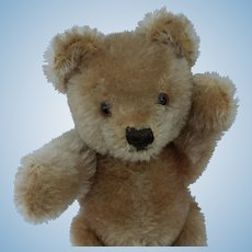 Adorable Vintage Steiff Original Teddy Bear No ID