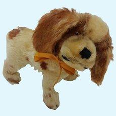 Adorable Vintage Steiff Mohair Cocker Spaniel Dog with ID