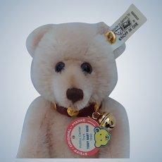 Lovely LE Steiff Teddy Baby Rose Pink Mohair Teddy Bear