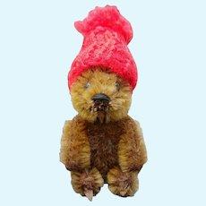 Cutest Poor Pathetic Early Schuco Miniature Mohair Teddy Bears No Ears
